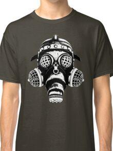 Steampunk/Cyberpunk Gas Mask #1A Classic T-Shirt