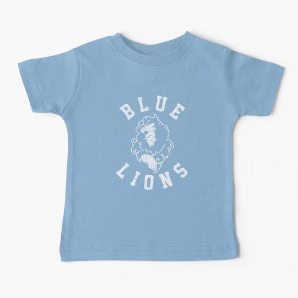 Blue Lions Retro Style   Fire Emblem: Three Houses Logo Baby T-Shirt