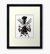 The Wolverine Framed Print