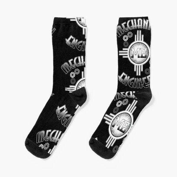 Mechanical Engineer Gears Of Progress Socks
