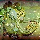 Musical Angel ©  by Dawn Becker