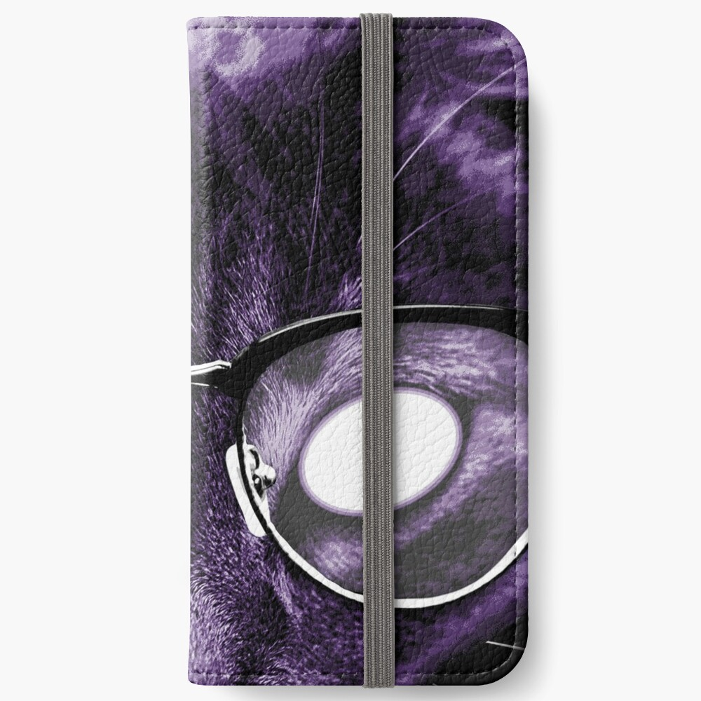 The God of Knowledge iPhone Wallet
