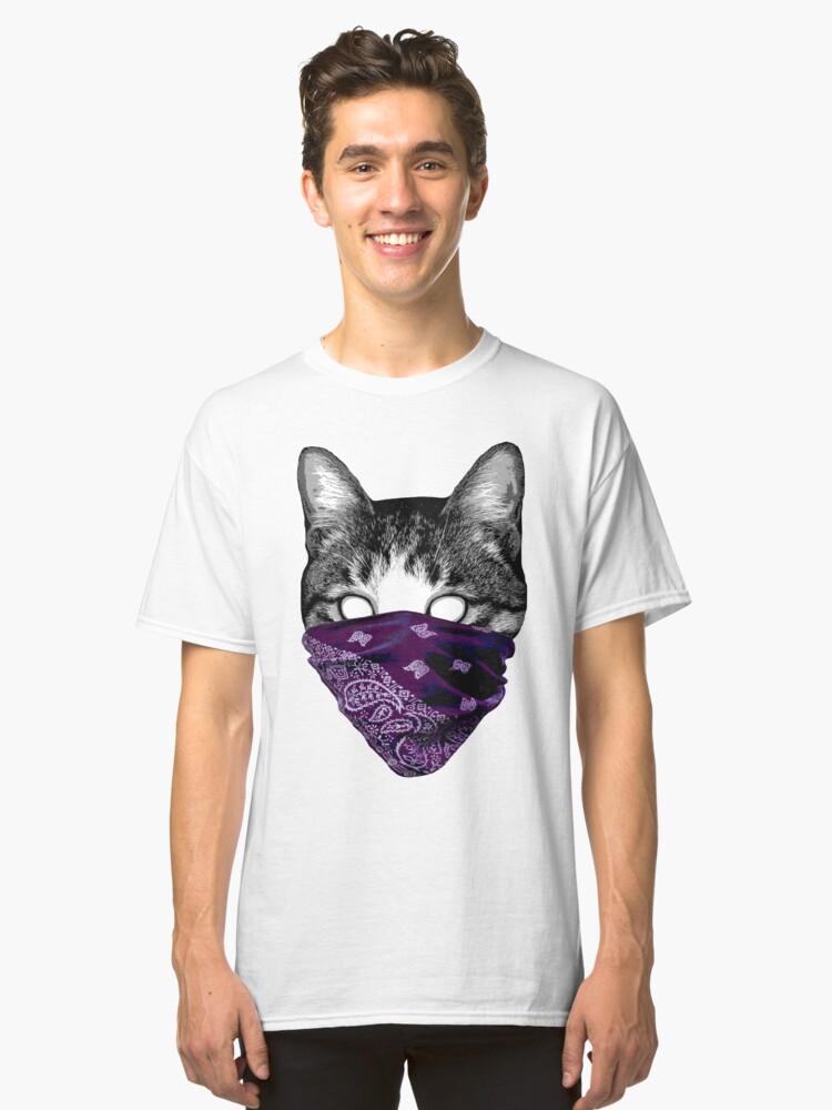 Alternate view of The Hidden Rogue Classic T-Shirt
