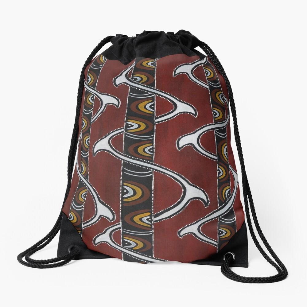 Bukal Drawstring Bag