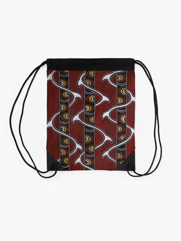 Alternate view of Bukal Drawstring Bag