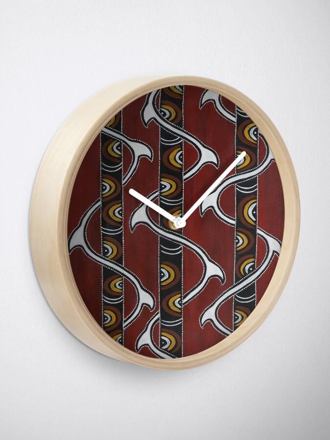 Alternate view of Bukal Clock
