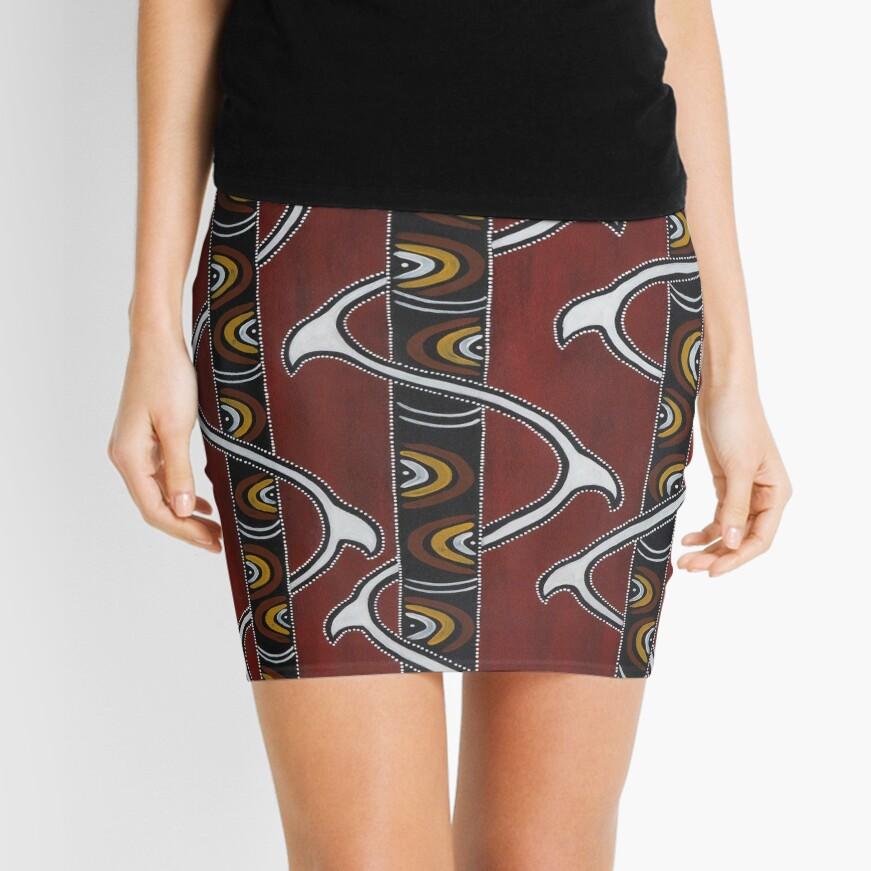 Bukal Mini Skirt