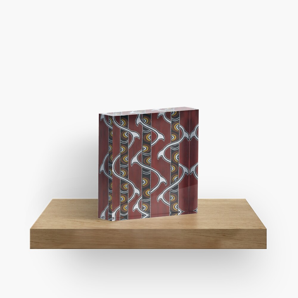 Bukal Acrylic Block