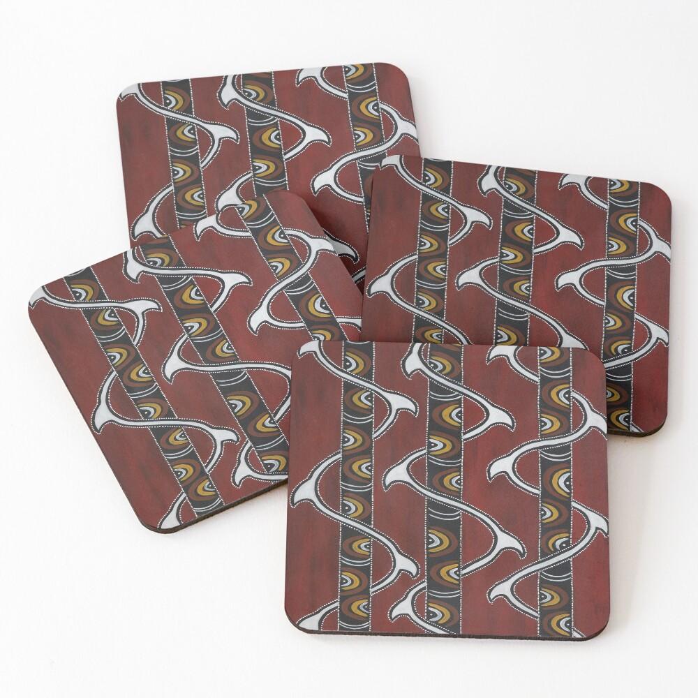 Bukal Coasters (Set of 4)