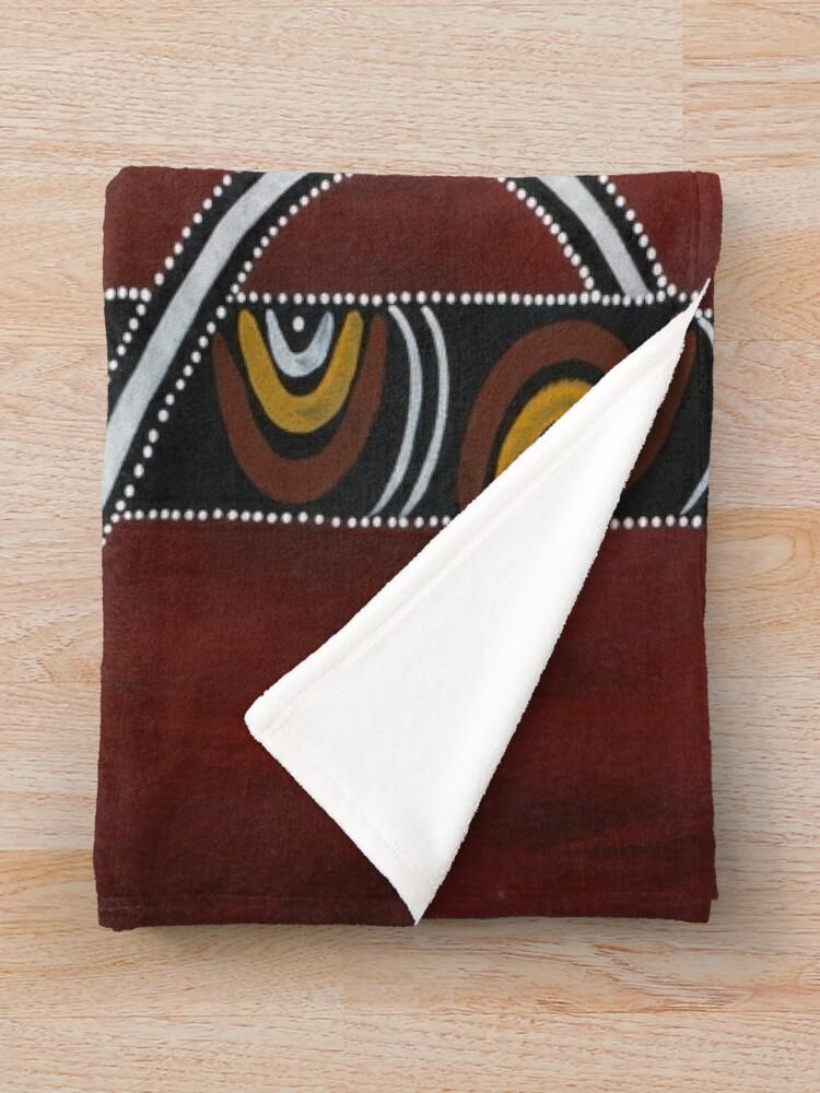 Alternate view of Bukal Throw Blanket