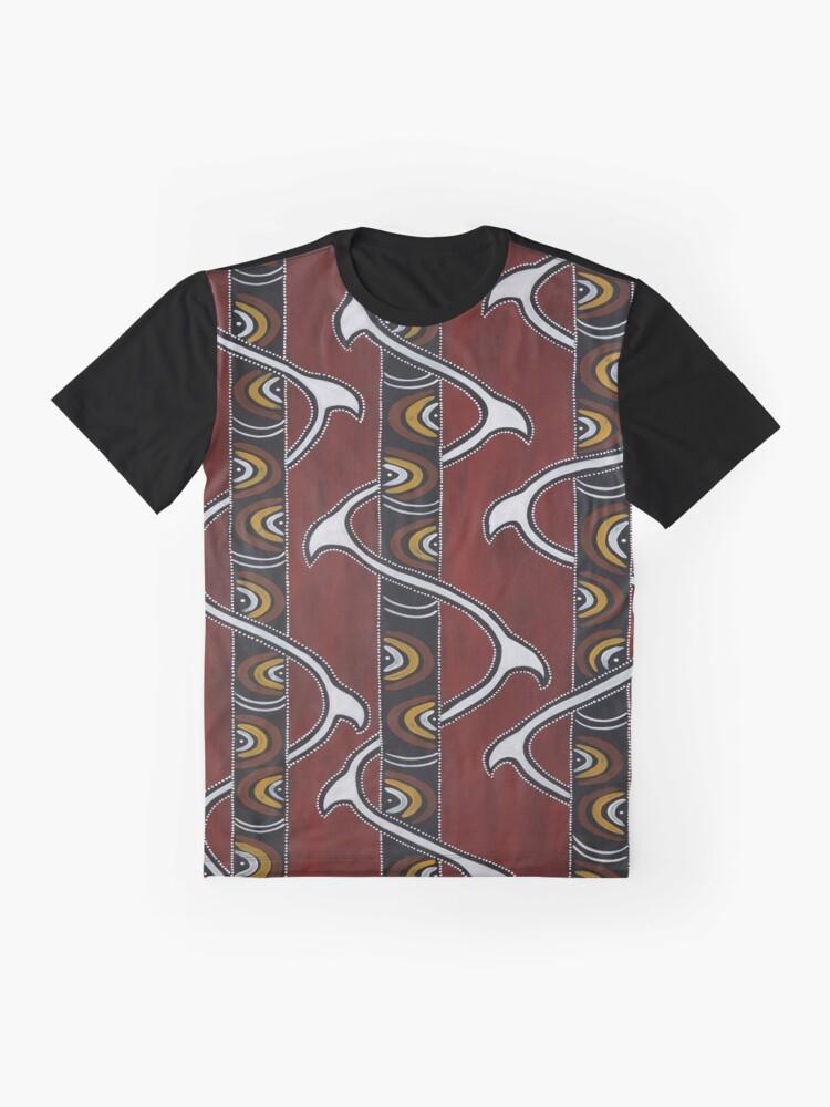 Alternate view of Bukal Graphic T-Shirt