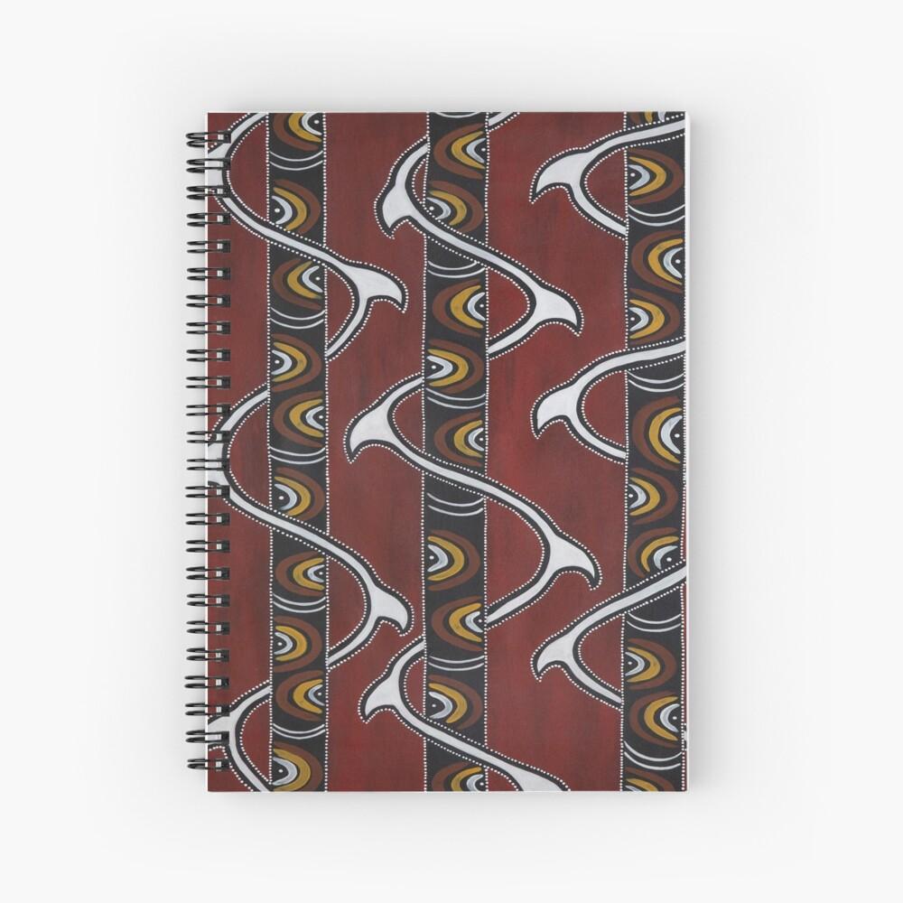 Bukal Spiral Notebook