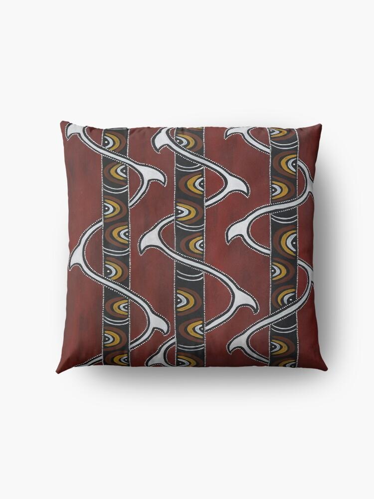 Alternate view of Bukal Floor Pillow