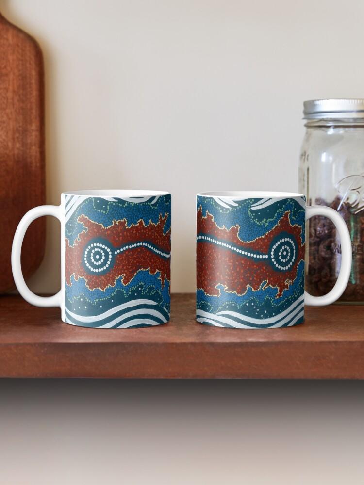 Alternate view of 3 Lore / Creation Story Mug