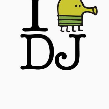 I love Doodle Jump by mipeliba