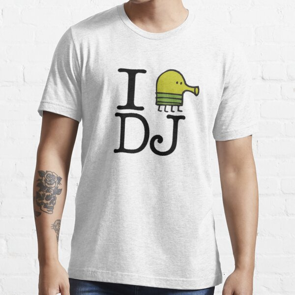 I love Doodle Jump Essential T-Shirt