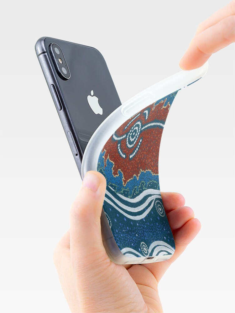 Alternate view of 3 Lore / Creation Story iPhone Case