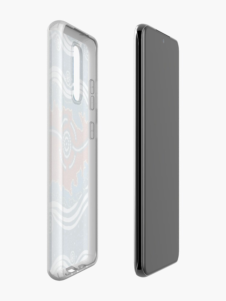 Alternate view of 3 Lore / Creation Story Samsung Galaxy Phone Case