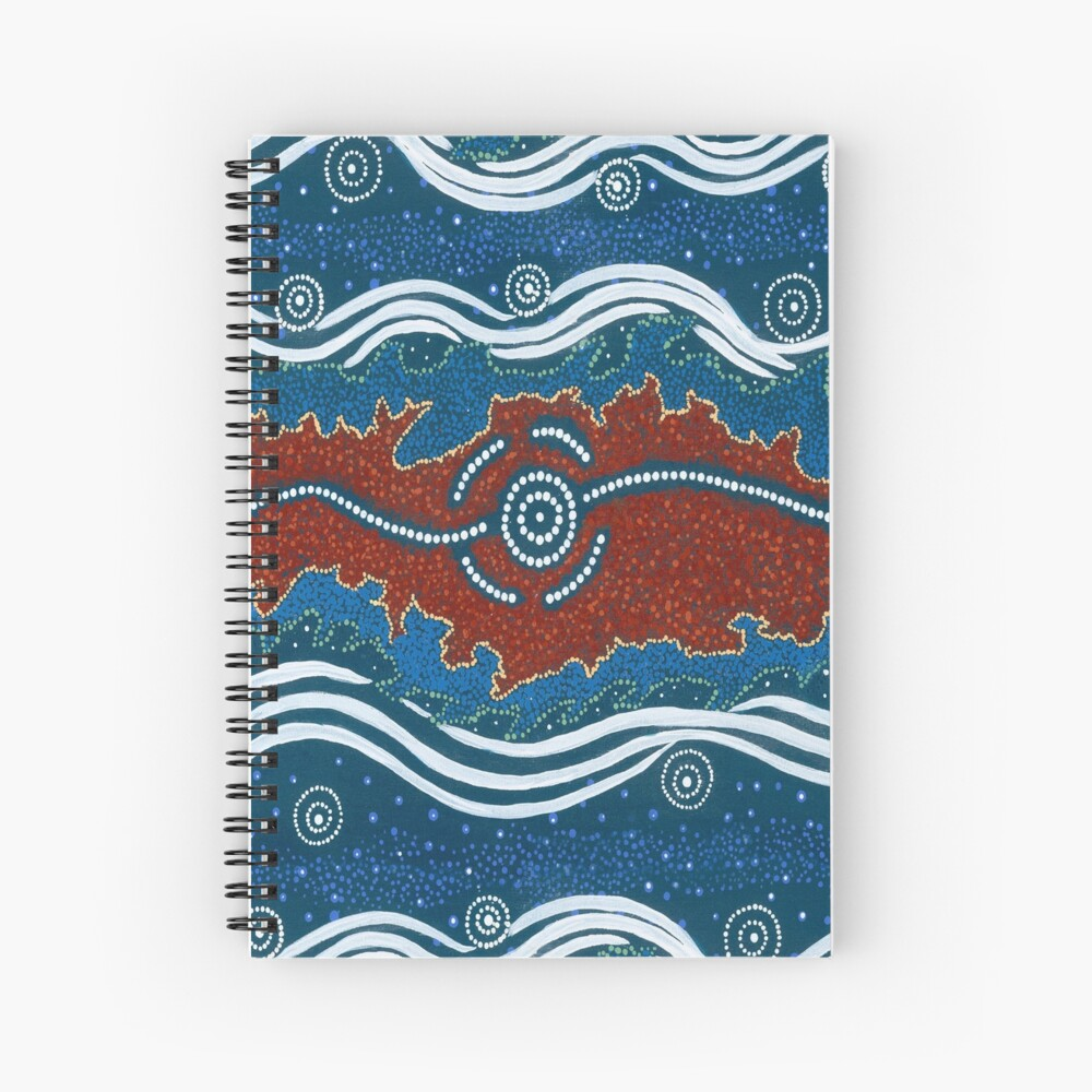 3 Lore / Creation Story Spiral Notebook