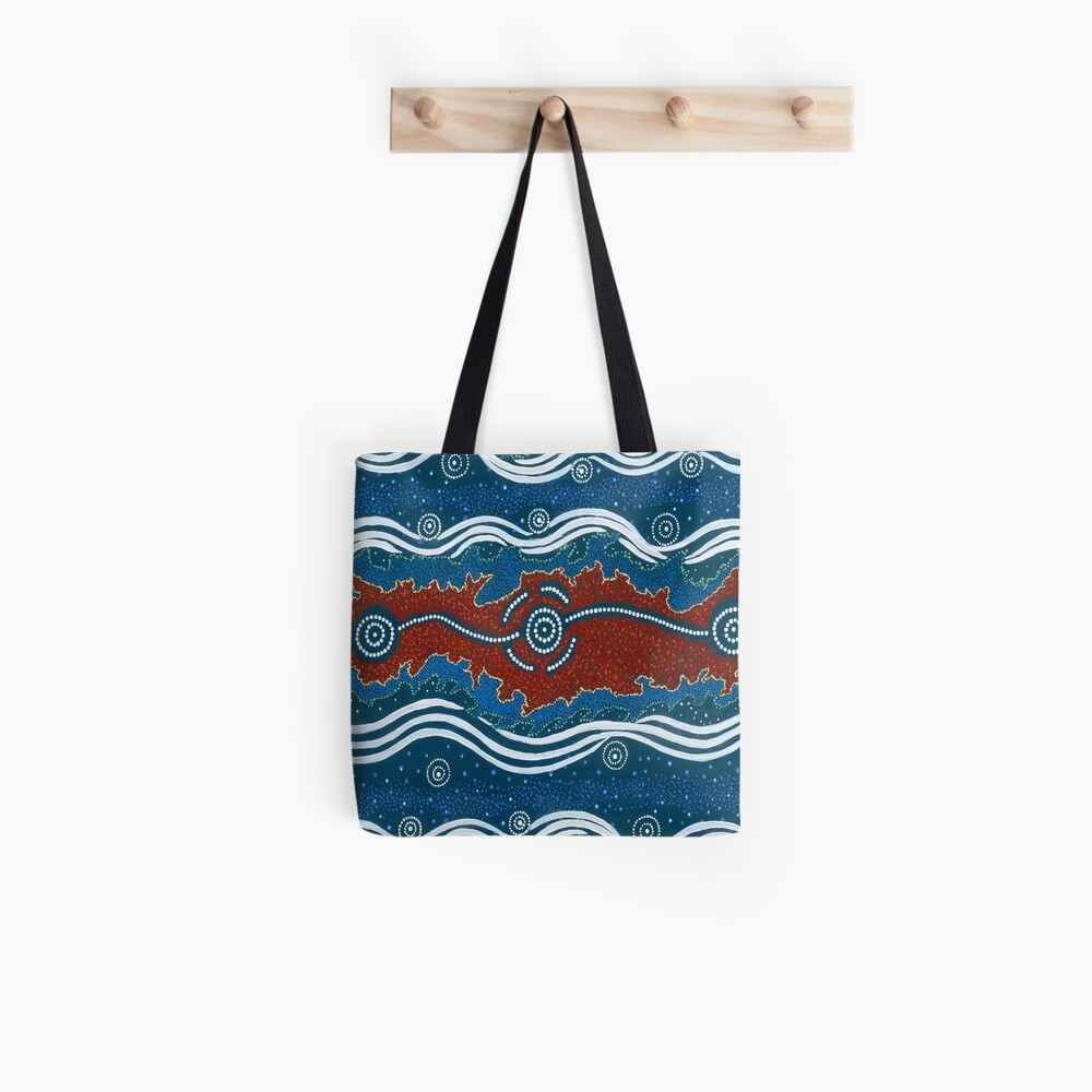 3 Lore / Creation Story Tote Bag