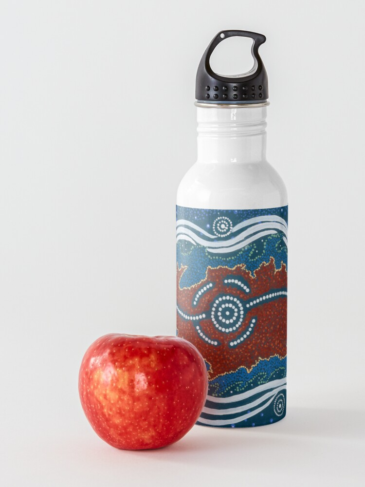 Alternate view of 3 Lore / Creation Story Water Bottle