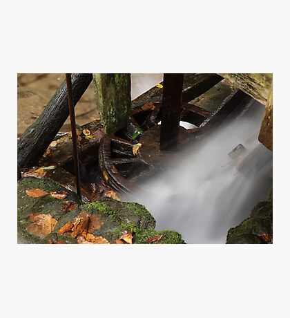 The Reagan Mill Photographic Print