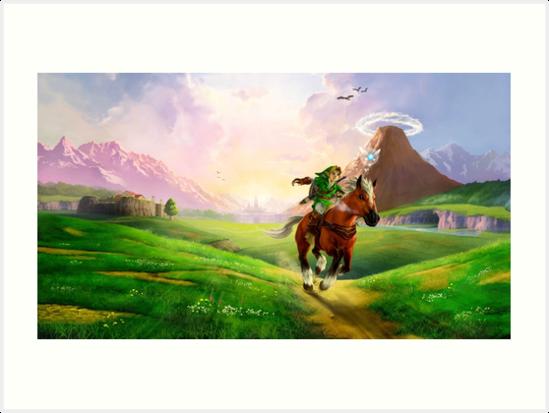 Zelda! by SamuelH7