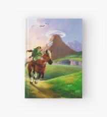 Zelda! Hardcover Journal