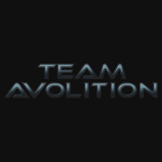 TShirtGifter presents: Team Avolition