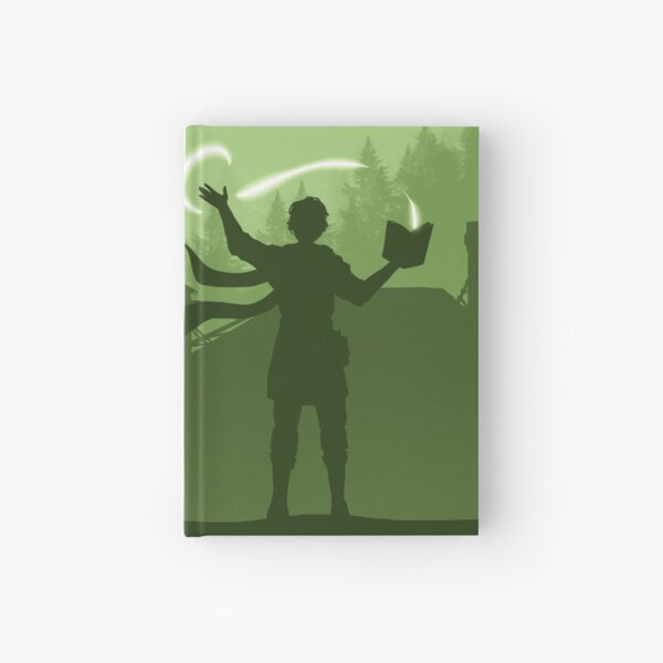 The Wizard Hardcover Journal