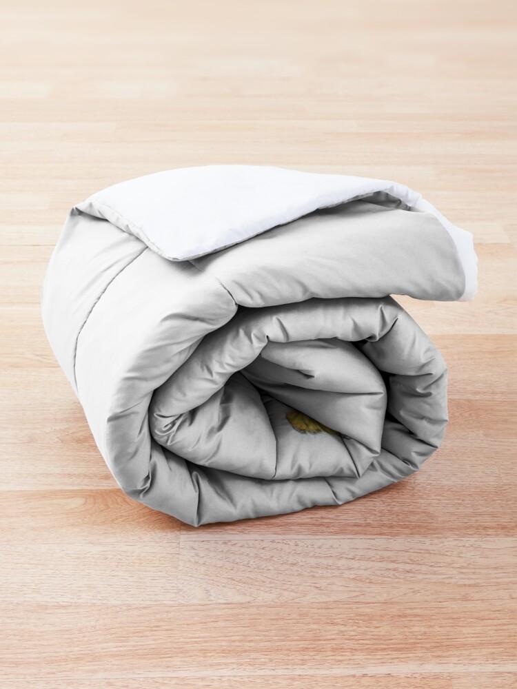 Alternate view of Flying Unicorn Comforter