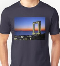 The Portara of Naxos Unisex T-Shirt