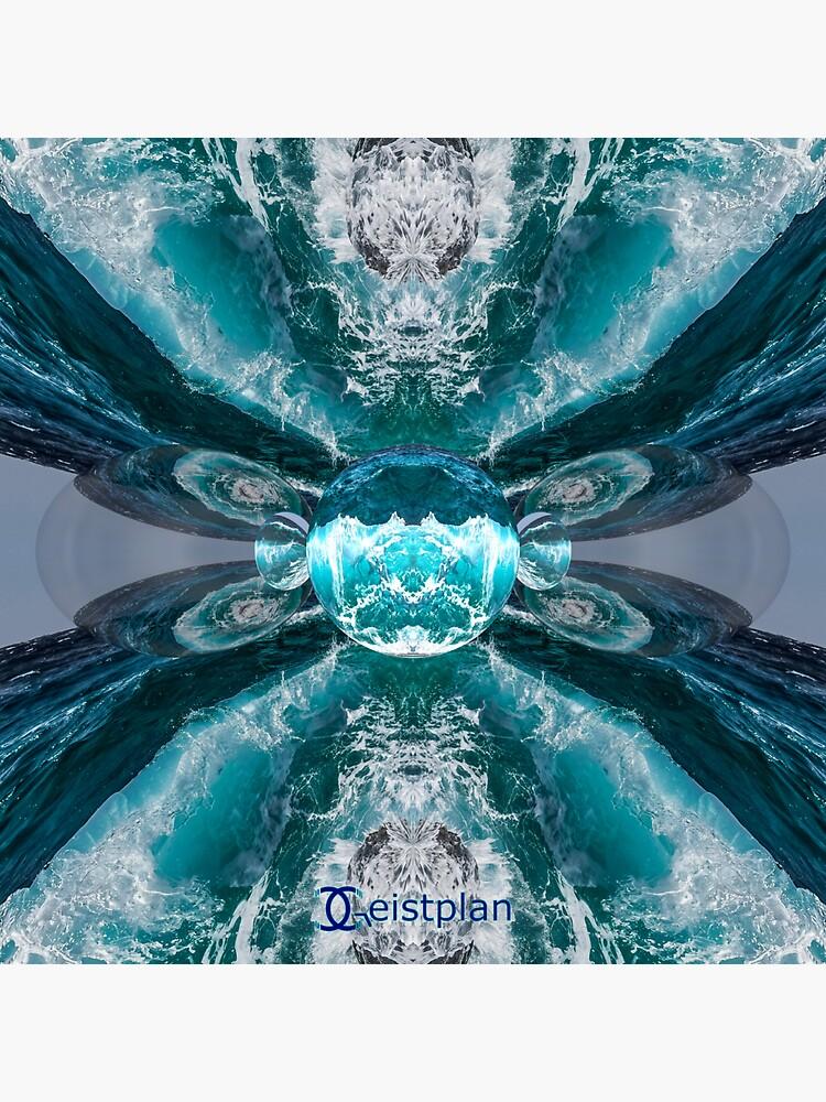 Mandala der Atlantis von Geistplan