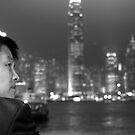 A Night in Hong Kong by KLiu