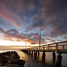 Bay Sunrise by Matt  Williams
