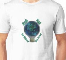 Earth Hour Unisex T-Shirt