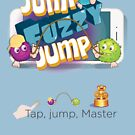 Jump Fuzzy Jump by Cory Gerard