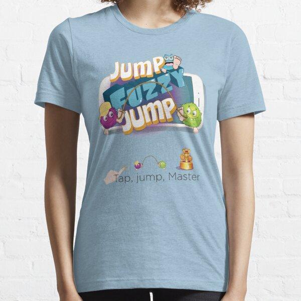Jump Fuzzy Jump Essential T-Shirt