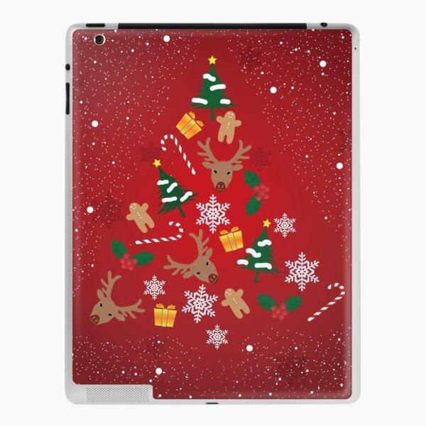 christmas iPad Skin