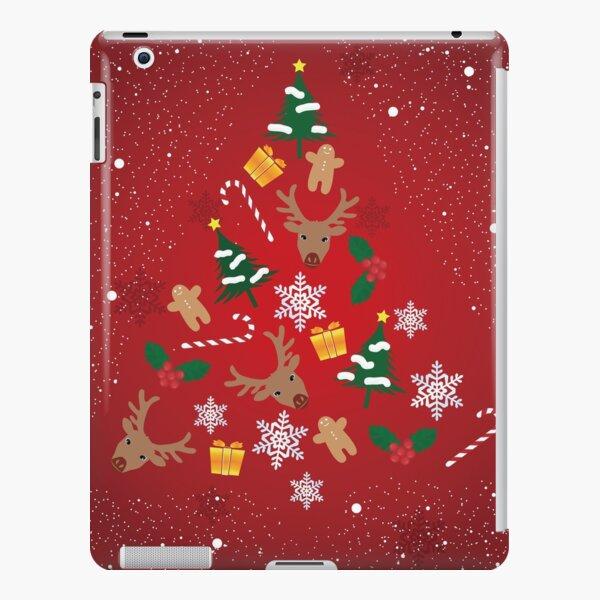 christmas iPad Snap Case