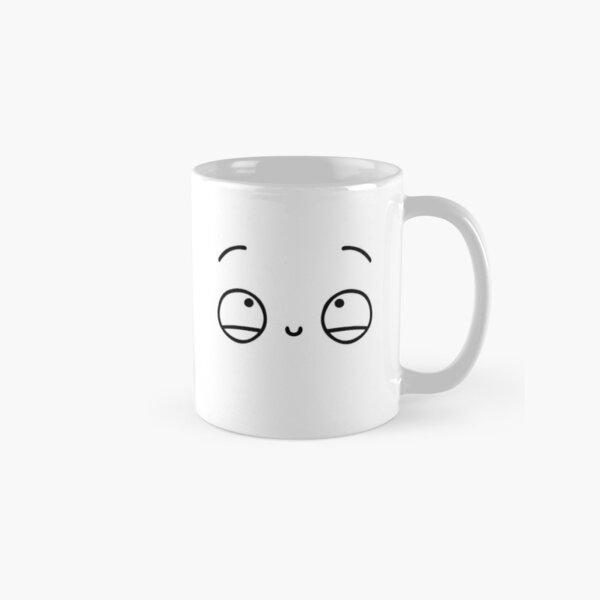Curious Face Classic Mug