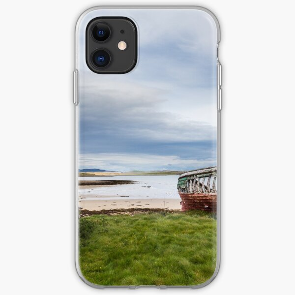 Magheraroarty Boats iPhone Soft Case