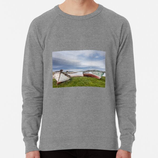 Magheraroarty Boats Lightweight Sweatshirt