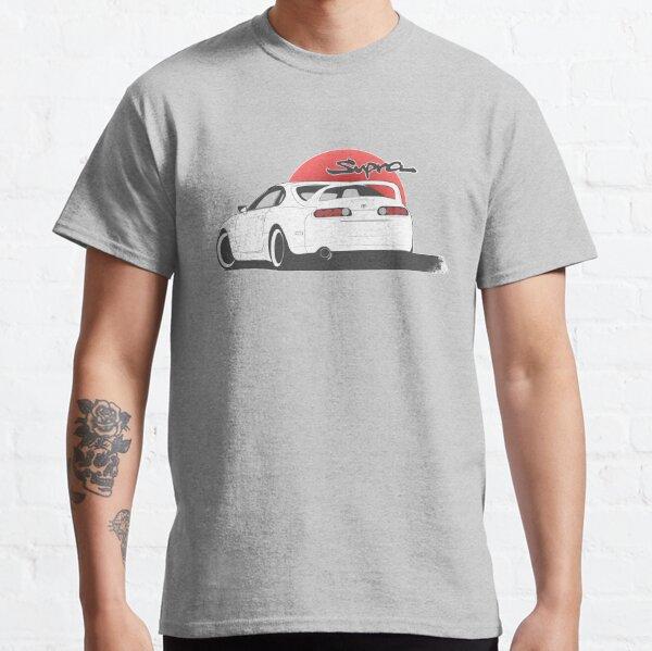 MK4 Supra - 2JZ GTE - JDM - Japanese Sports Car Classic T-Shirt