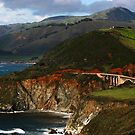 Scenic-Highway 1 by gommie