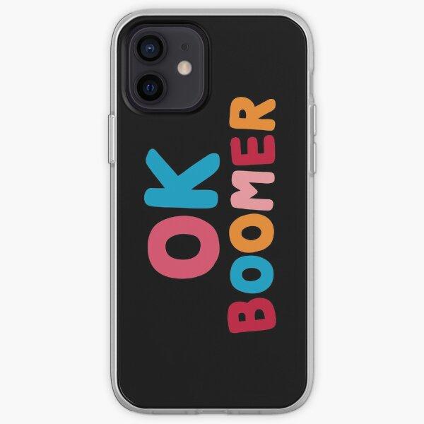 Ok boomer iPhone Soft Case