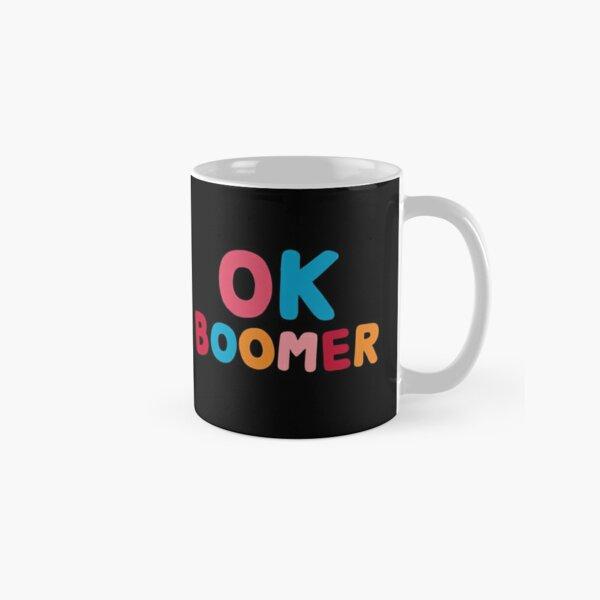 Ok boomer Classic Mug