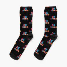 Ok boomer Socks