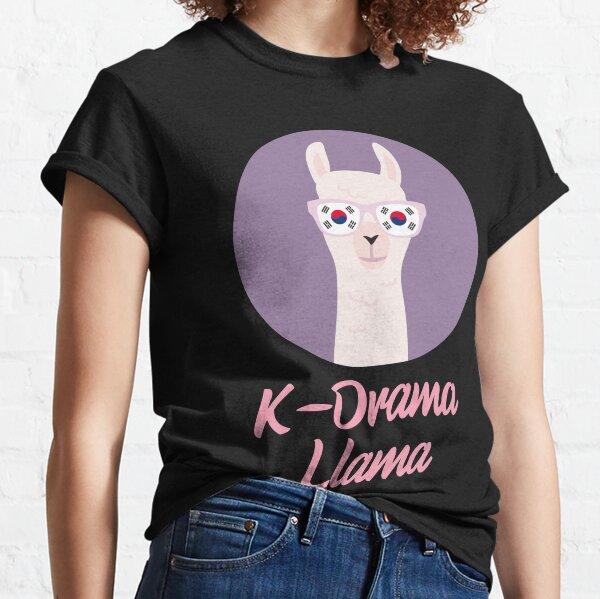 KDrama / Korean Drama Llama Classic T-Shirt