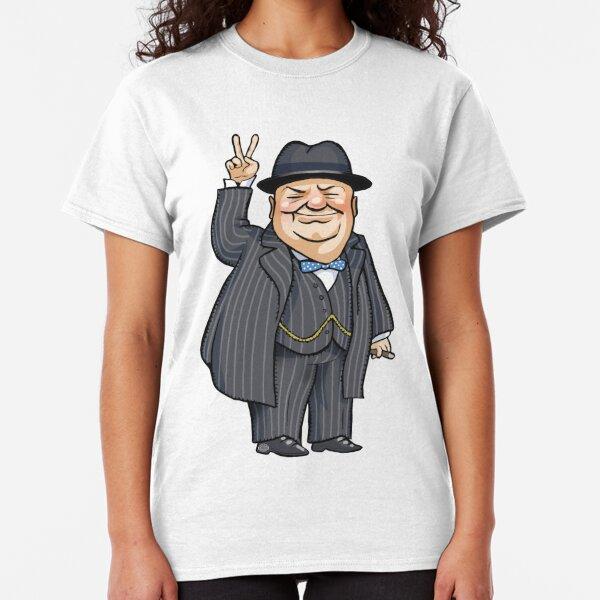Winston Churchill Classic T-Shirt
